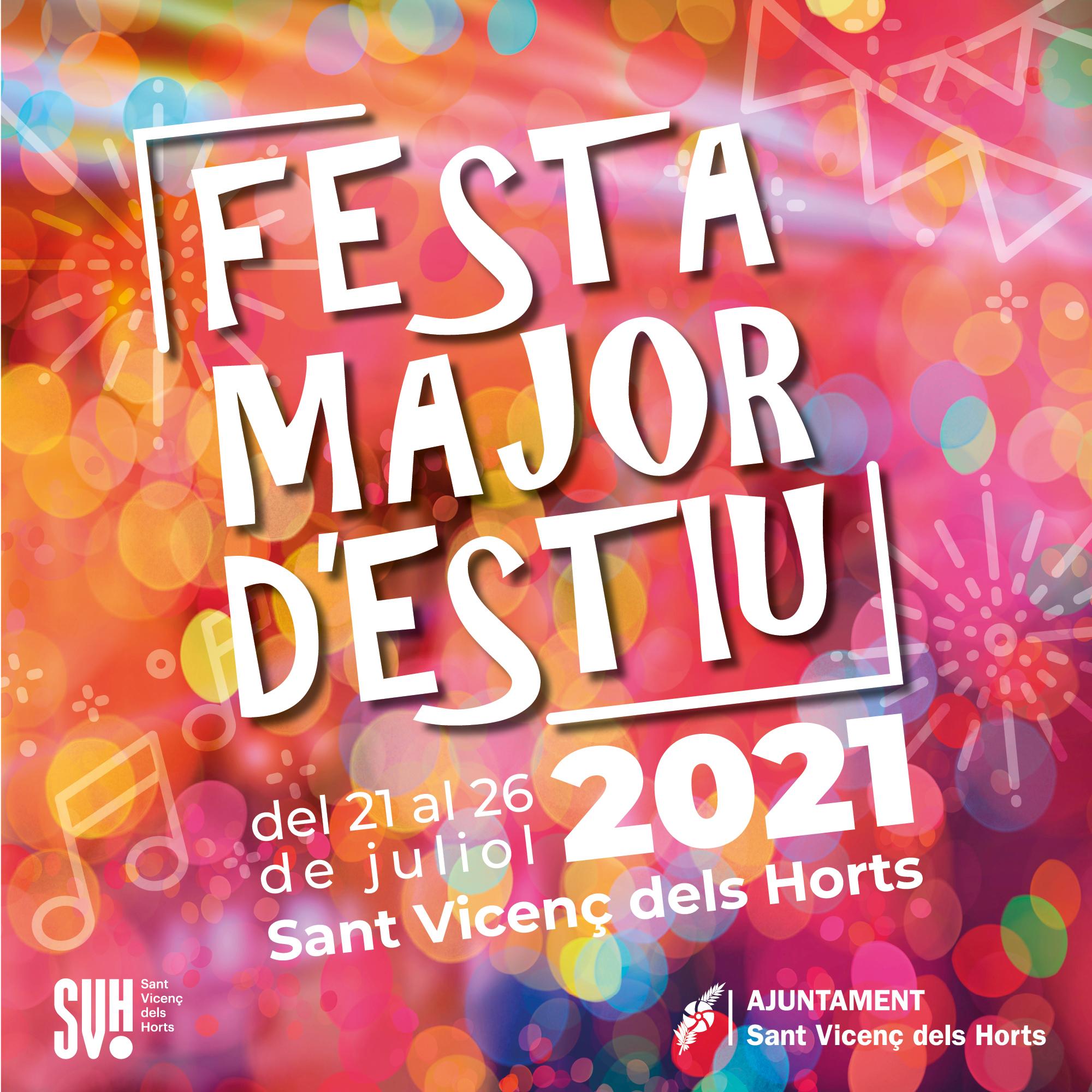 Fiesta Mayor de Verano 2021